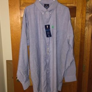 Big and Tall Button Down Shirt